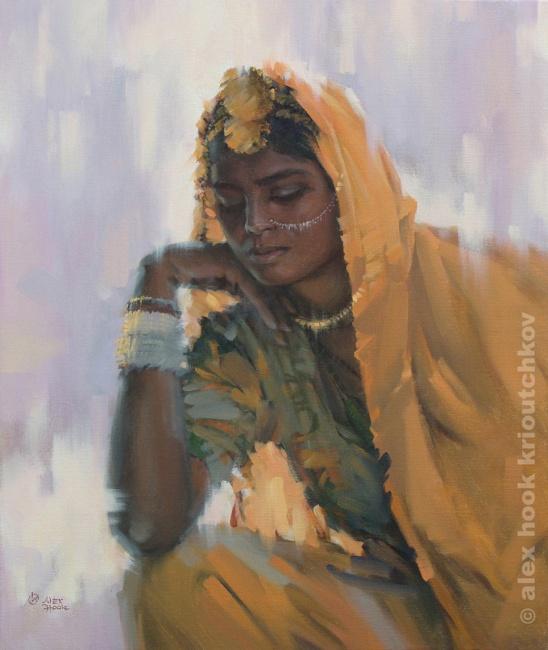 Madona of India IV