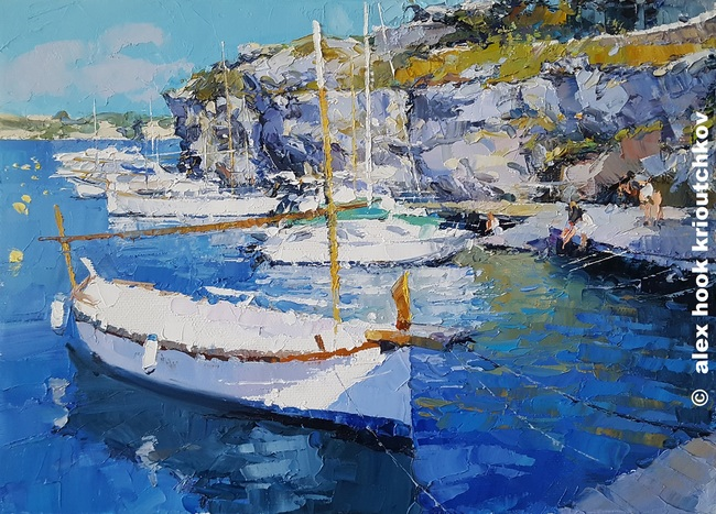 Cales Fonts IV - Menorca