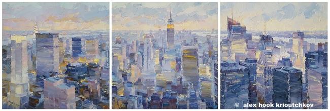 """NY VII - """"Concrete jungle"""""""