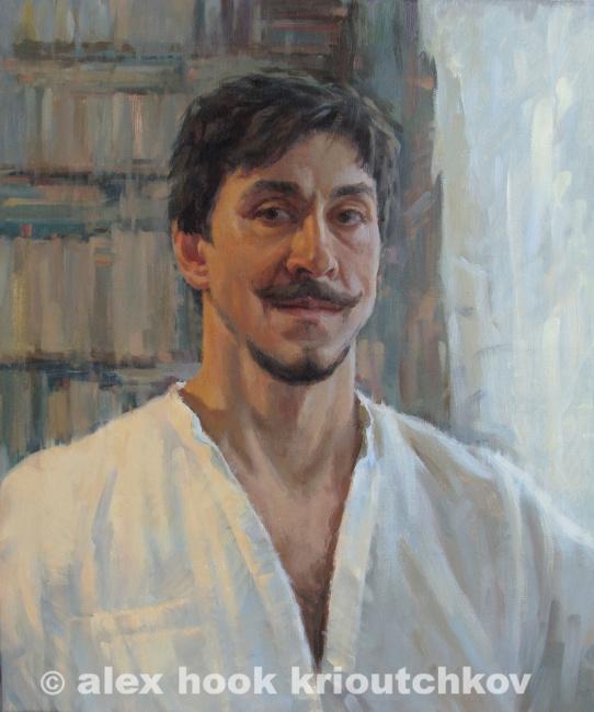Self portrait. 2005 II
