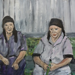 Two old woman