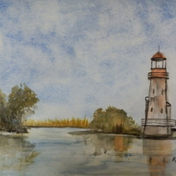 Lighthouse of Sulina