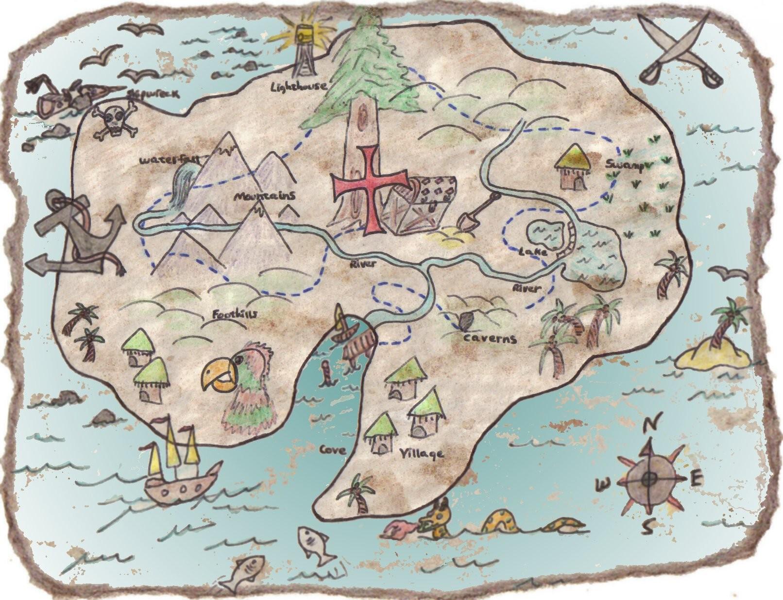 The Real Treasure Island