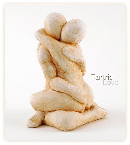 LOVERS SCULPTURE - TANTRIC LOVE