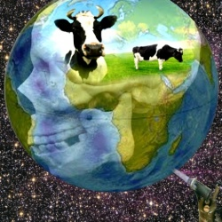 Eat The Planet Earth Methane