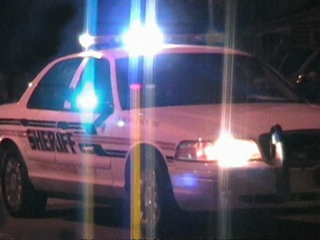 Sheriff at Night