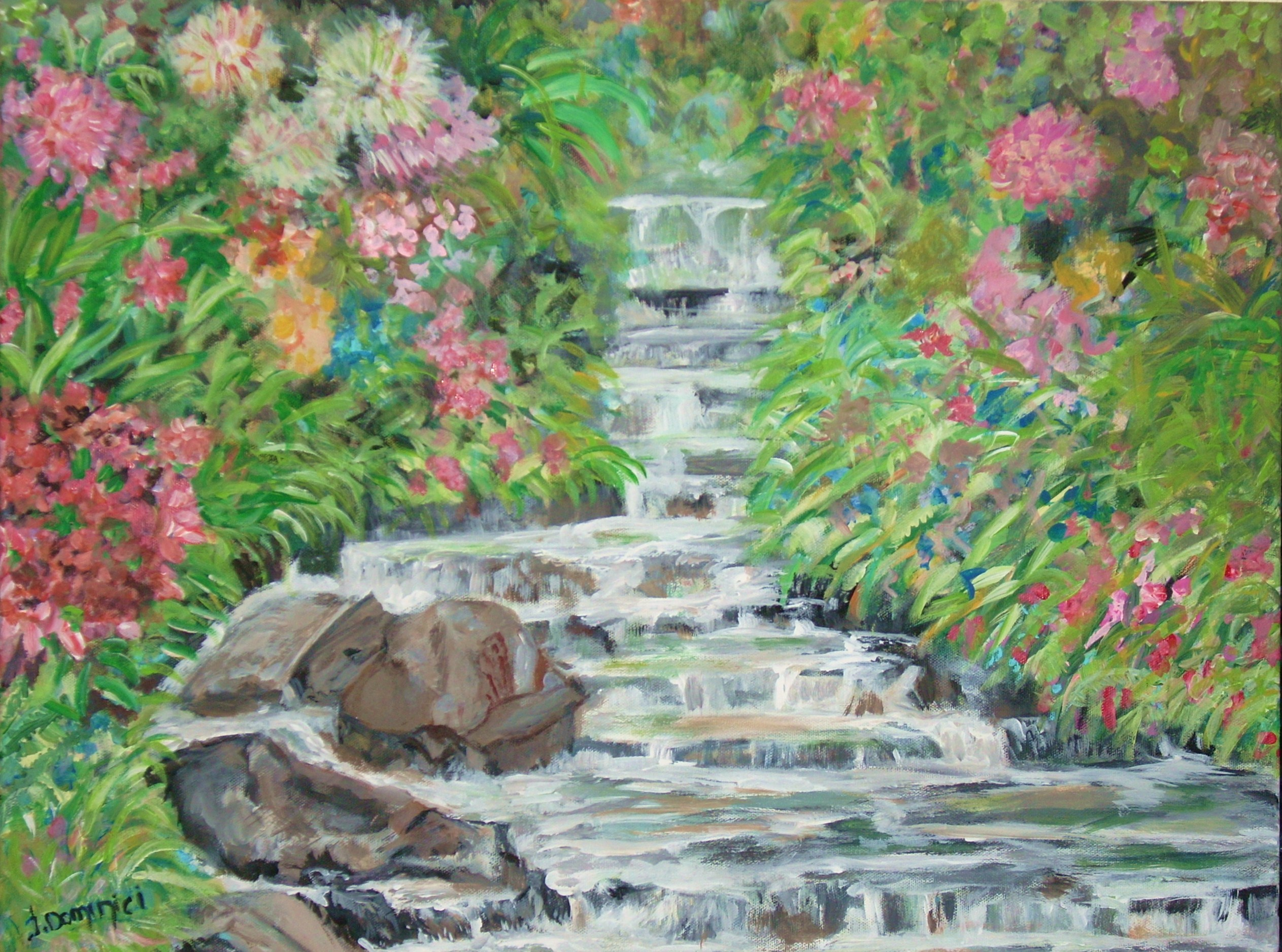 teresadominici albums nature the enchanted garden - Enchanted Garden