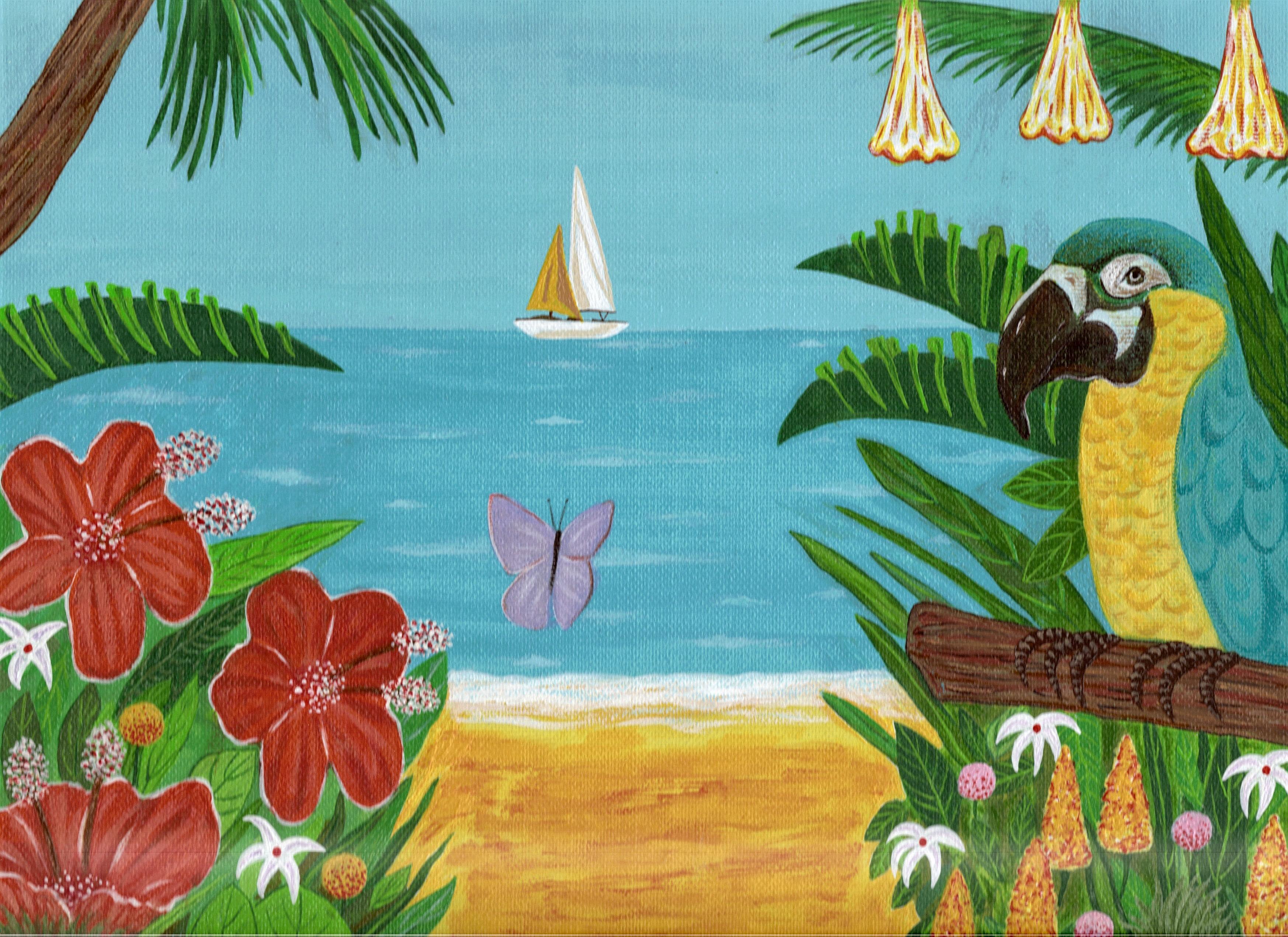 Tropical Paradise | neilcross | Foundmyself