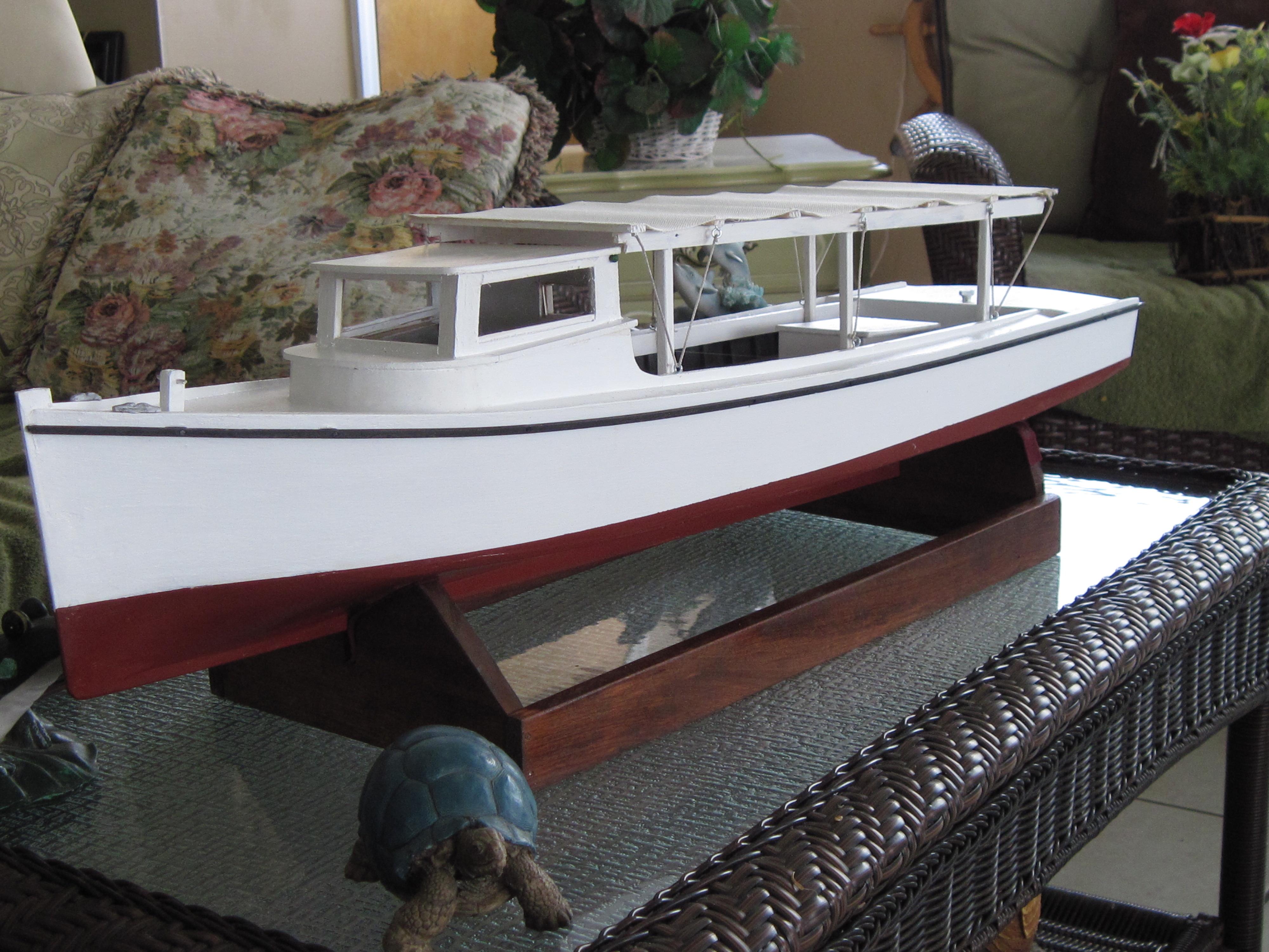 Chesapeake bay workboat (MISS ALISON) SOLD   John Marsdon Watkins   Foundmyself