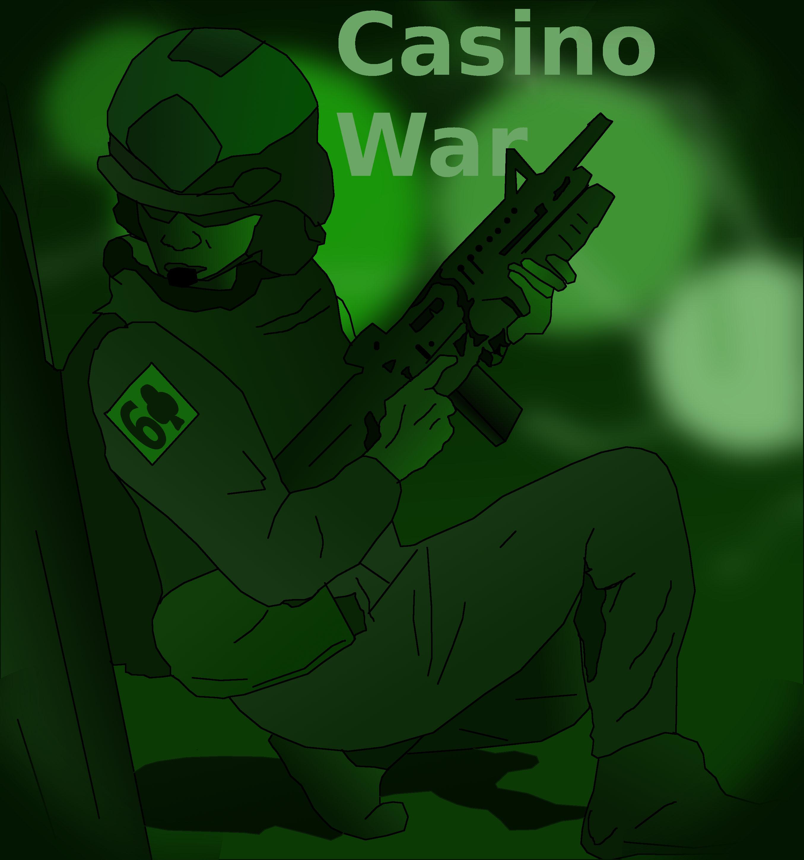 Warrior casino scene