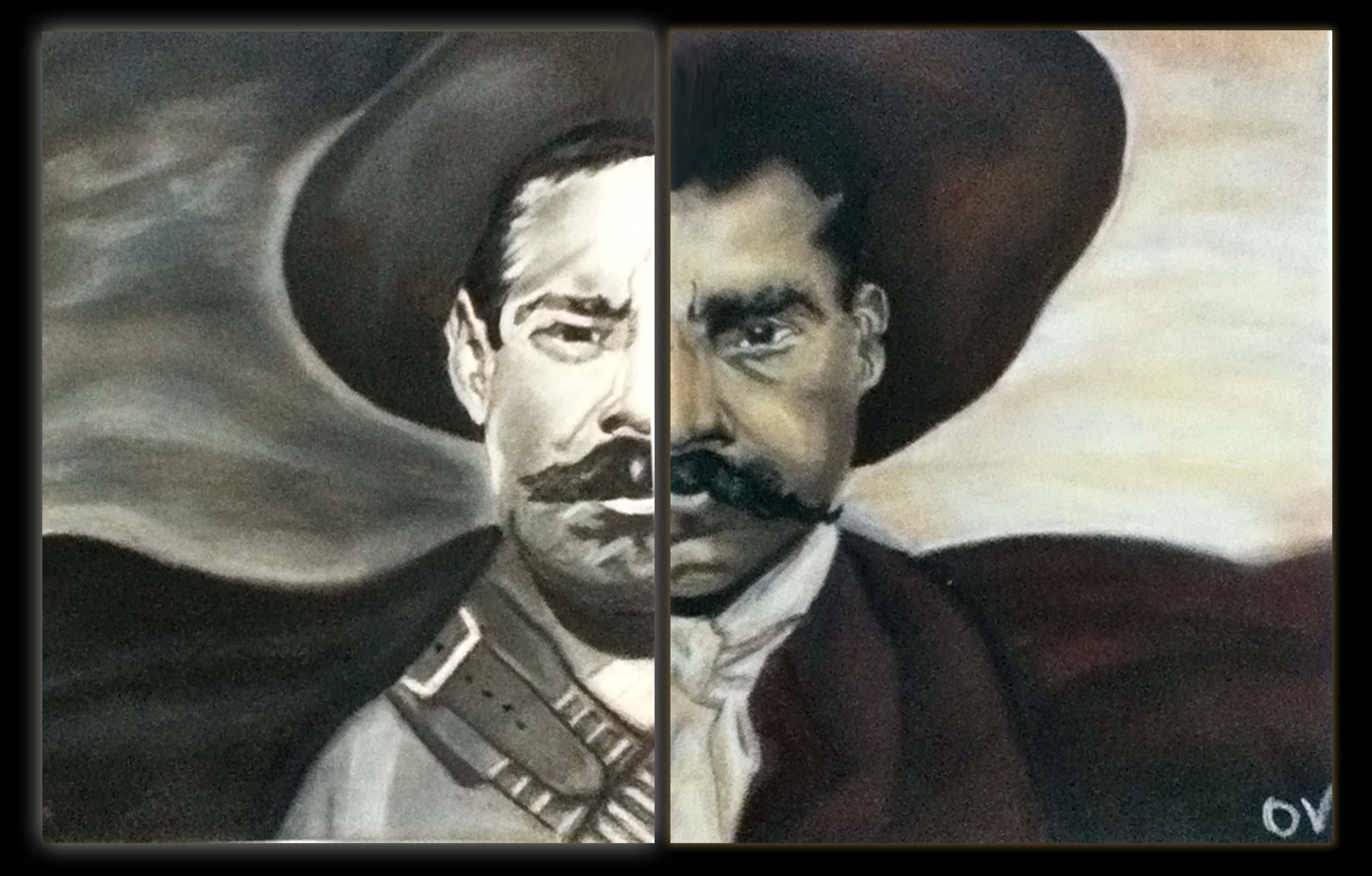 Pancho villa y emiliano zapata odettevalero foundmyself for Villas zapata