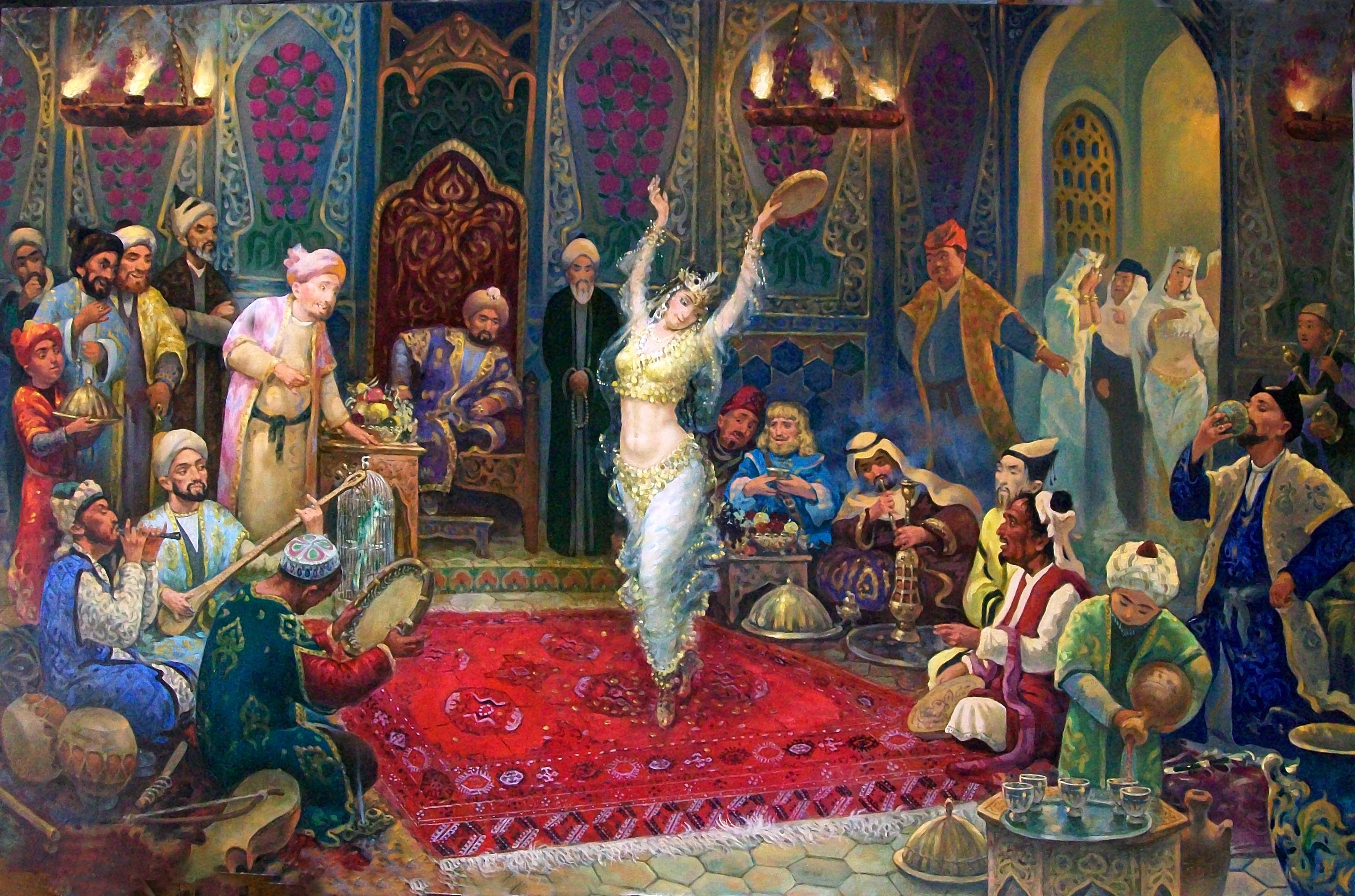 oriental dance dilorom foundmyself