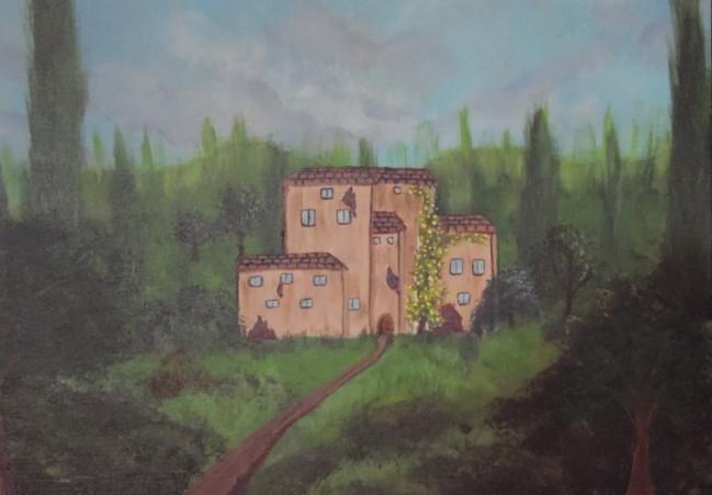 Old Tuscany Villa