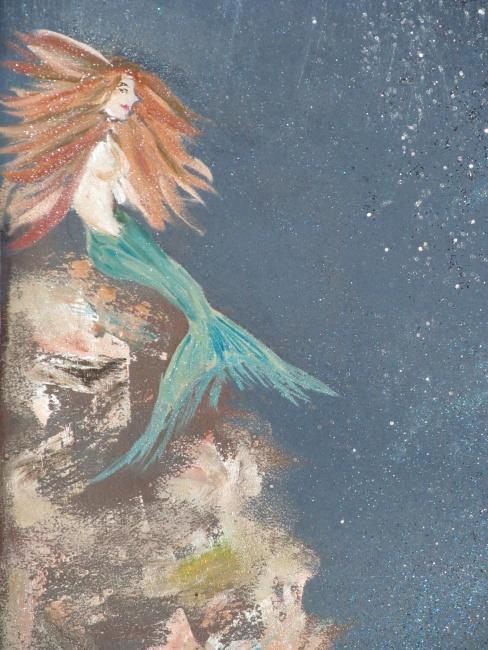 Virgin Ocean Journey - Mermaid Close Up