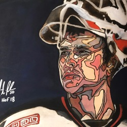 James Ruddle: Martin Brodeur
