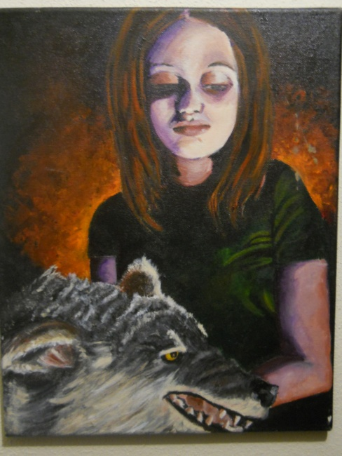 Chantal and The Wolf