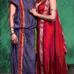 Quintus and Lucretia Batiatus