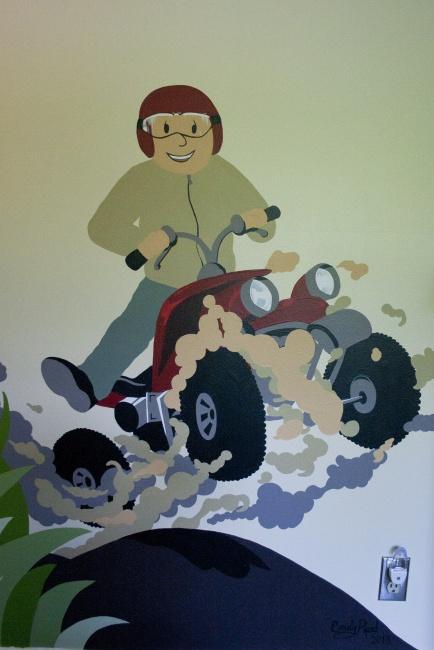 ATV Mural