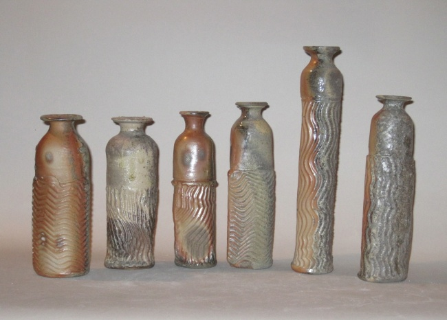 Wood-Fired Vases