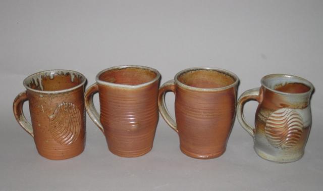 Wood-fired Mugs 3