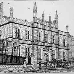 IMG 1222 / THE OLD INFIRMARY,WHITE ABBEY RD,BRADFORD.1843.