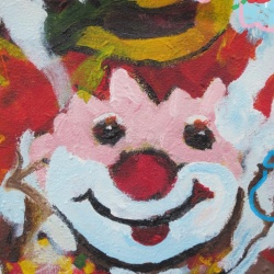 Clown Happiness