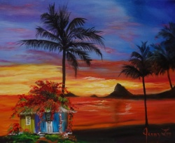 Hawaiian Homestead at Chinaman's Hat