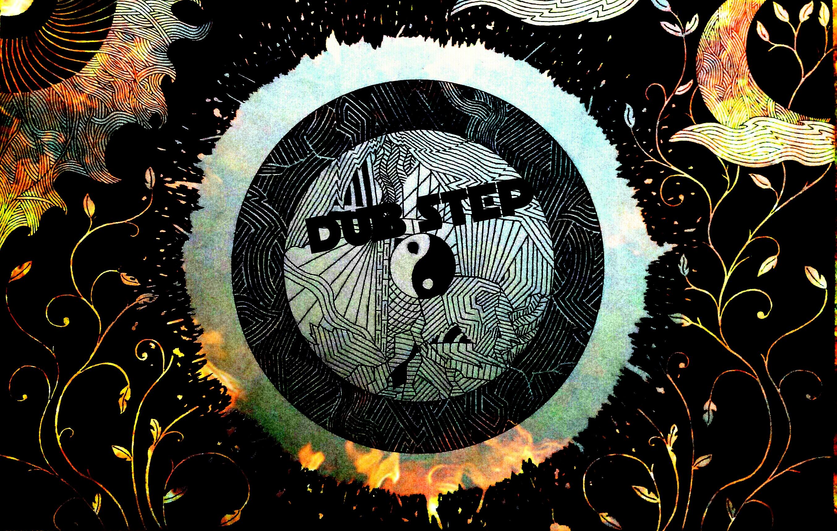 Dubstep Abstract Art Fire | zsny43 | Foundmyself