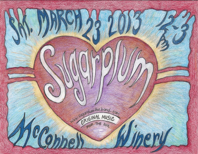 Copy of Sugarplum Poster