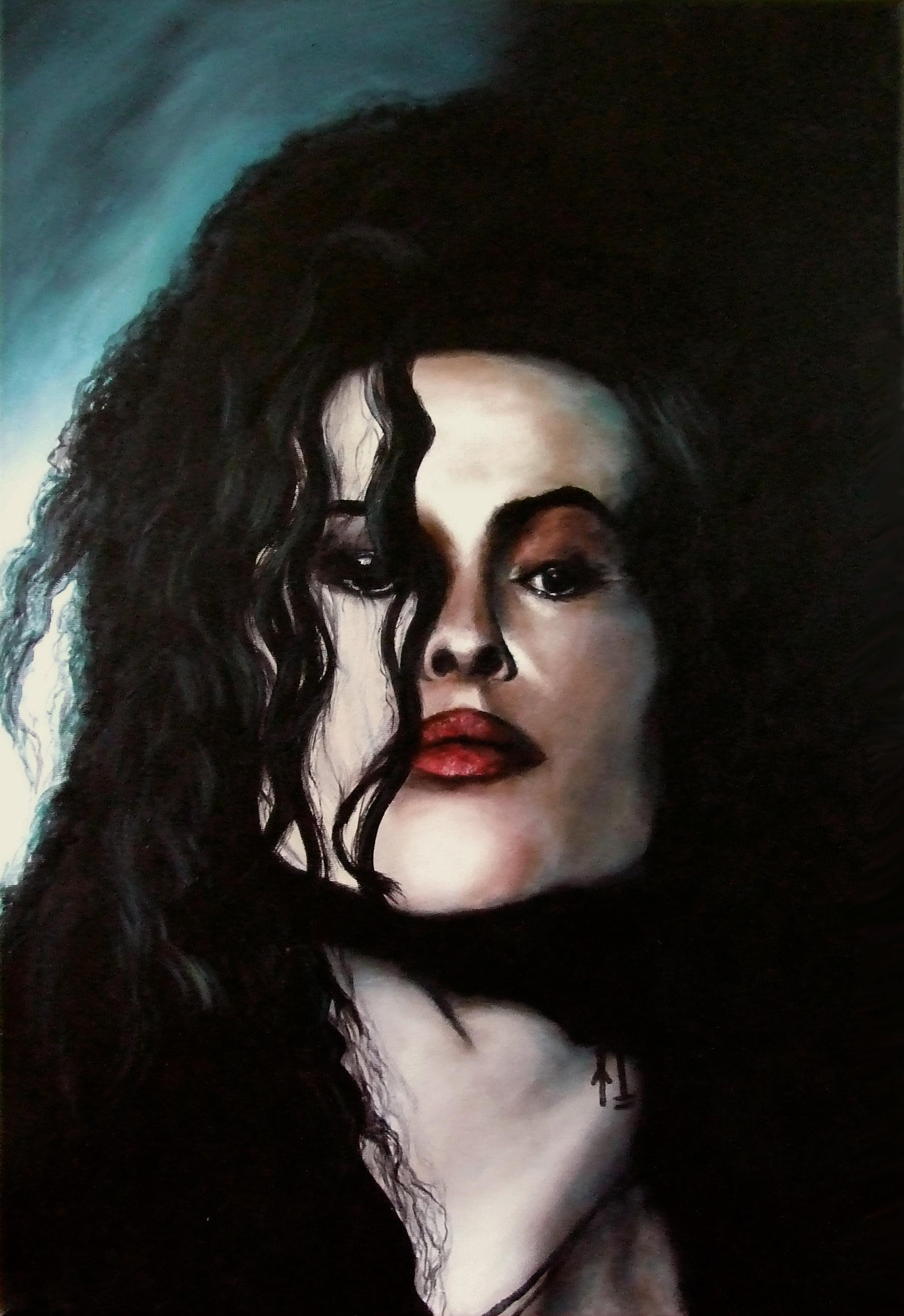 His Last, Best Lieuten... Helena Bonham Carter Harry Potter