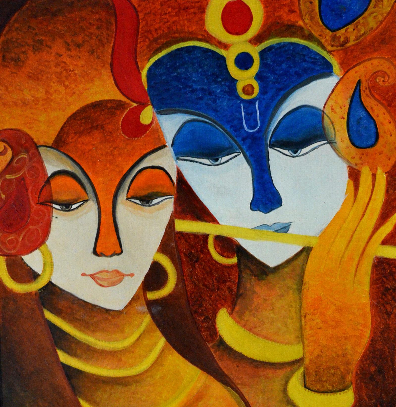 radha krishna & radha krishna | apurva | Foundmyself