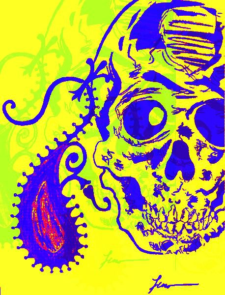 Scull Wallpaper