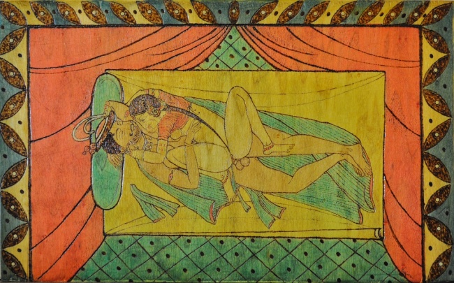 The Art of Kamasutra