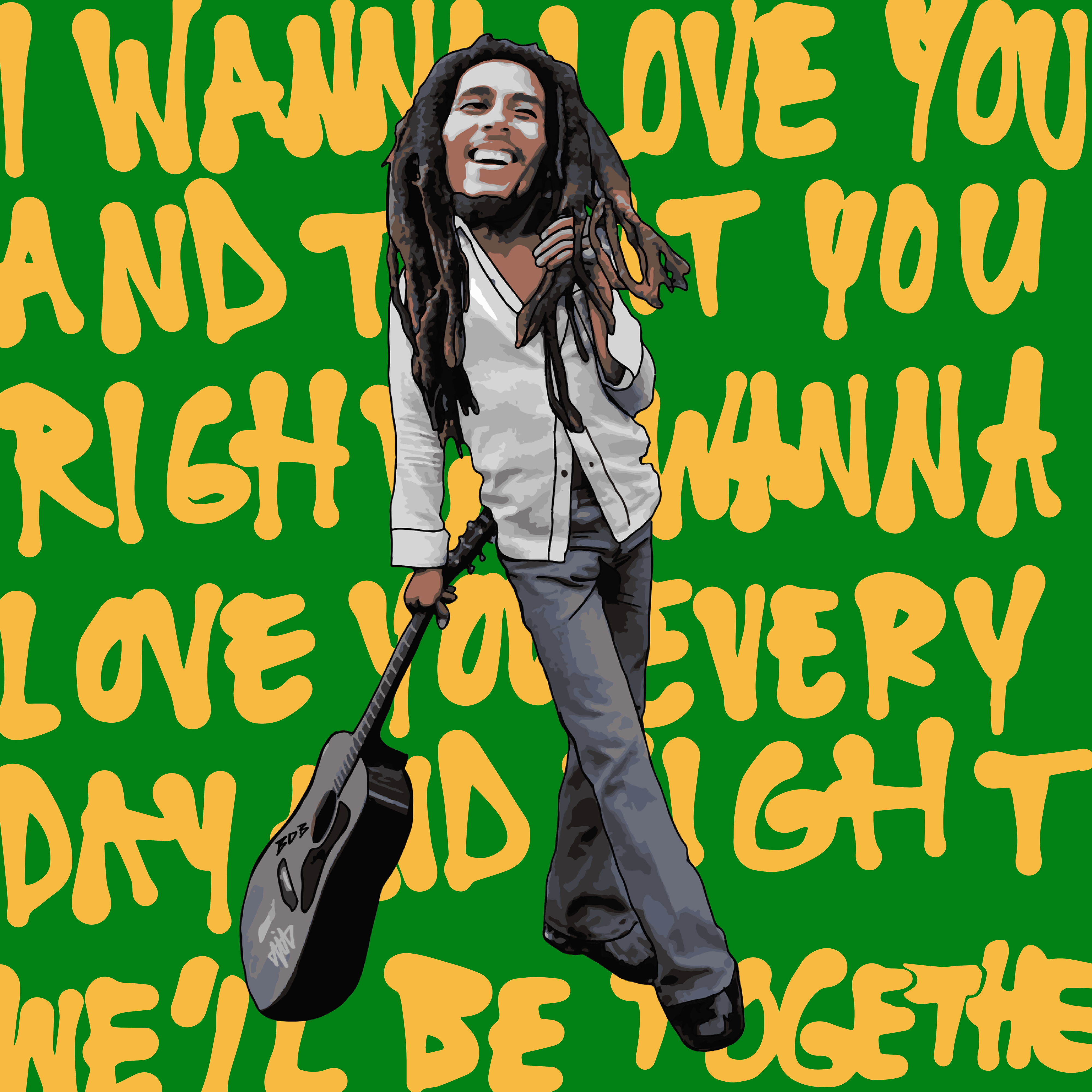 Is the love bob marley download album