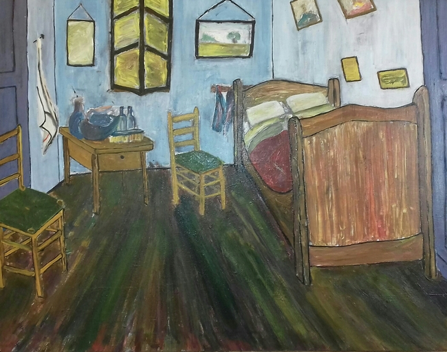 Van Gogh Bedroom