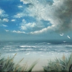 Seascape for Kathy