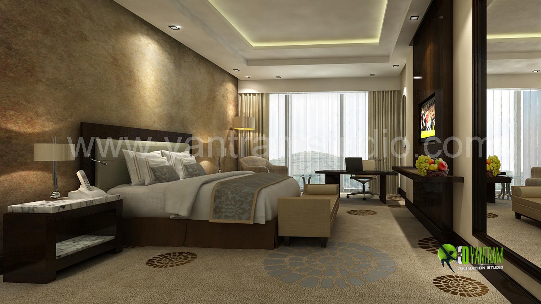3d Classic Bedroom Interior Design Yantramstudio Foundmyself