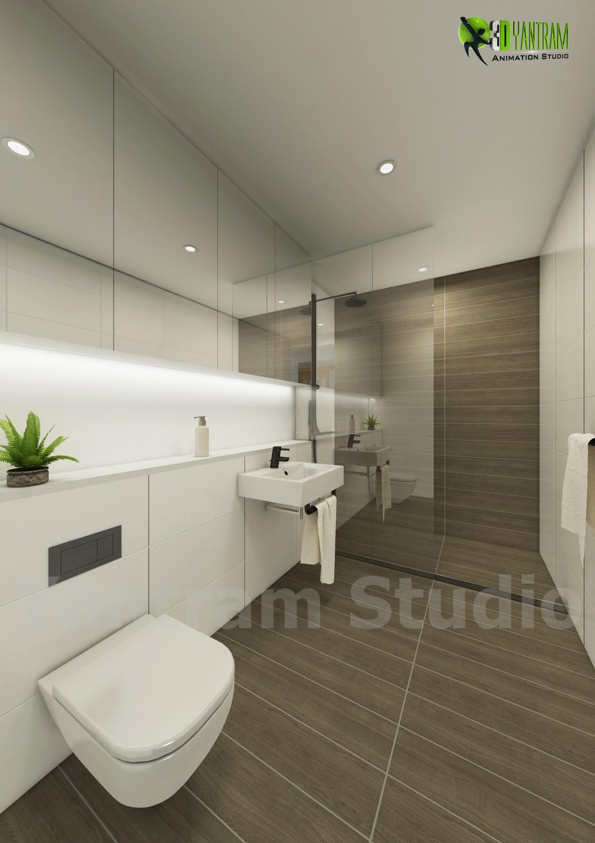 bathroom design companies. Wonderful Bathroom 3D Interior Bathroom Design With Companies G