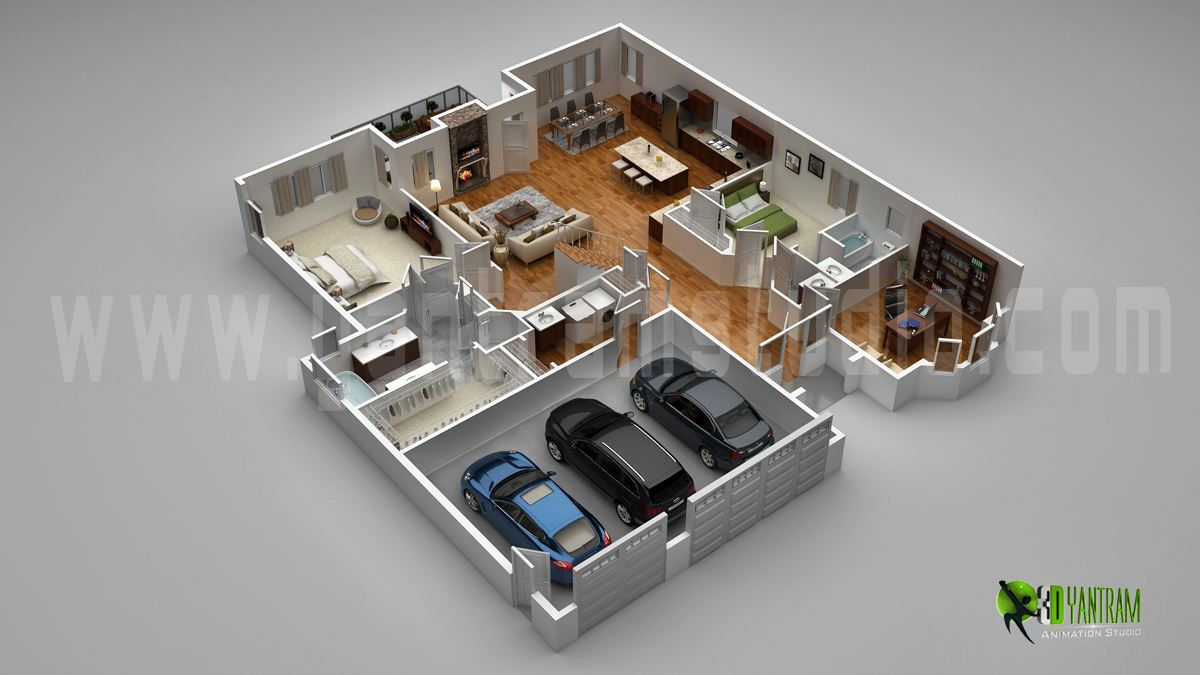 Simple Modern House Floor Plans stunning simple modern house floor plans 3d ideas - today designs
