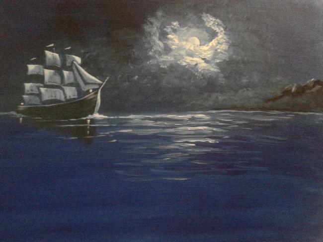 Night sails