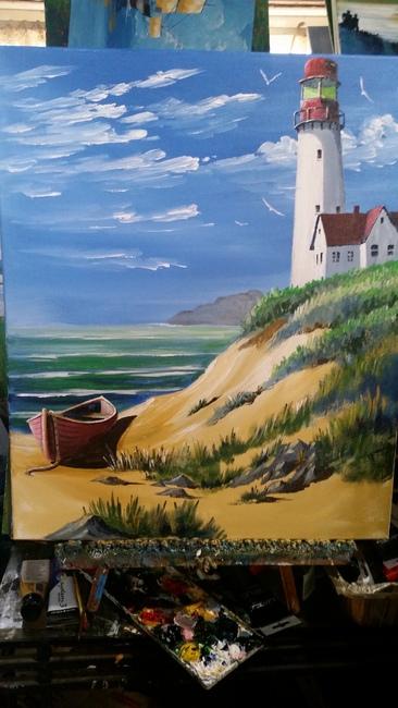 Rocky Point Lighthouse/ Sold