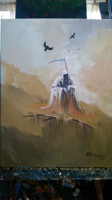 Reapers roost./Sold