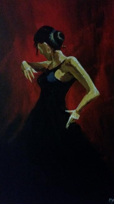 El Bailarina/Sold