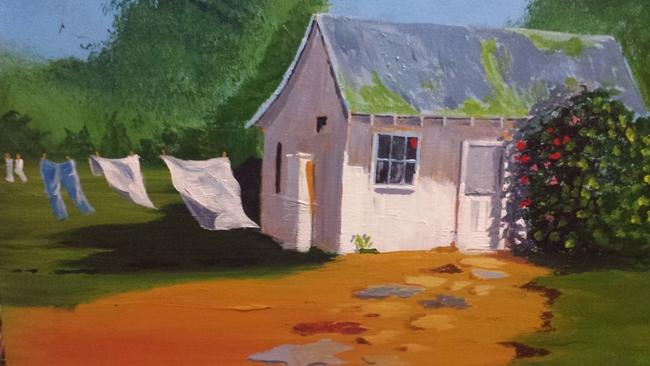 Spring shed/SOLD