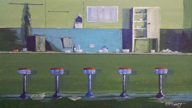 The Diner/ Sold.