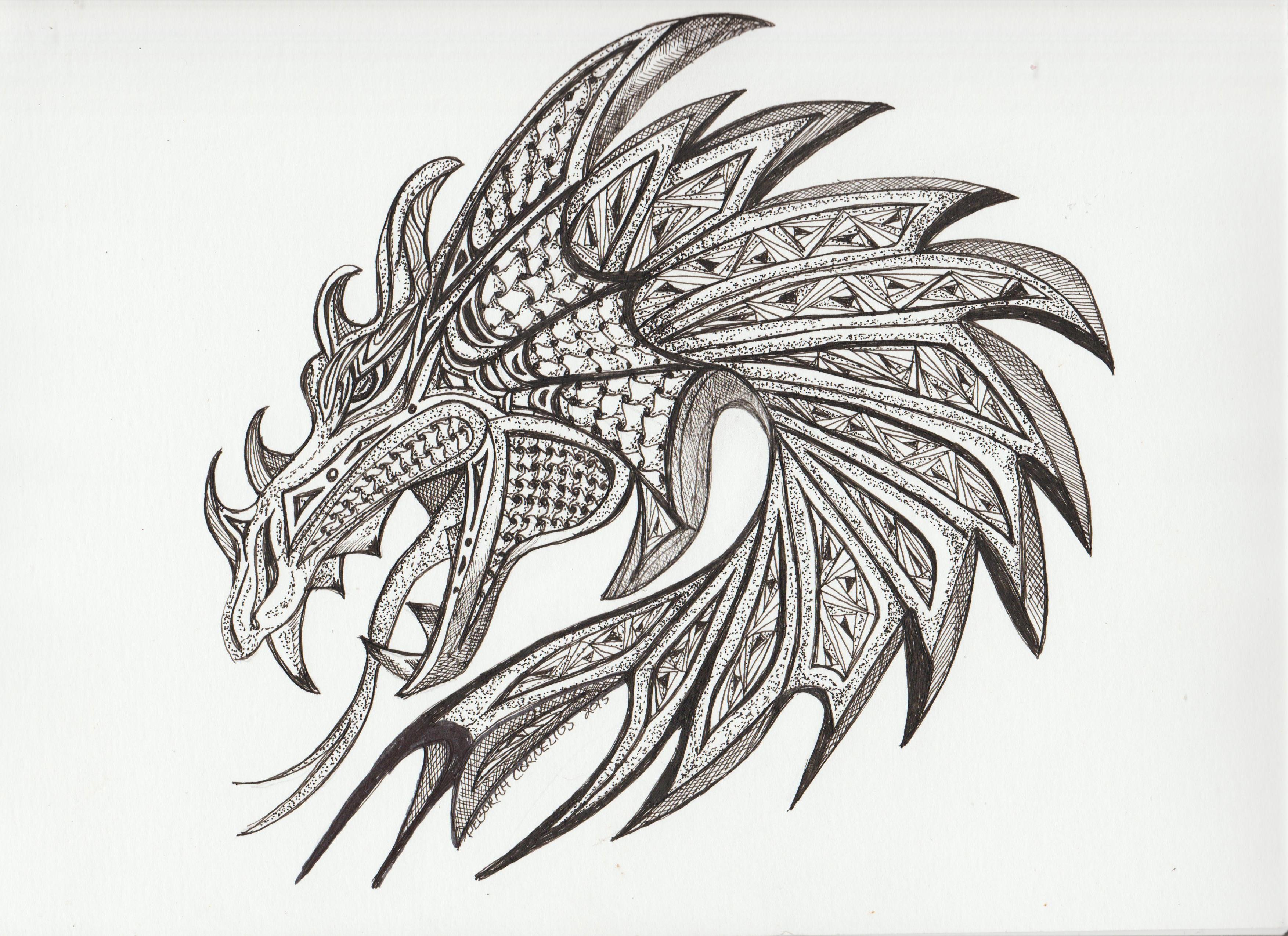 Doodle Art Animals - DayLee, page 1 | Foundmyself