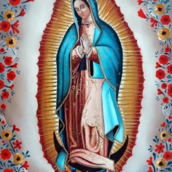 Guadalupe's Virgin