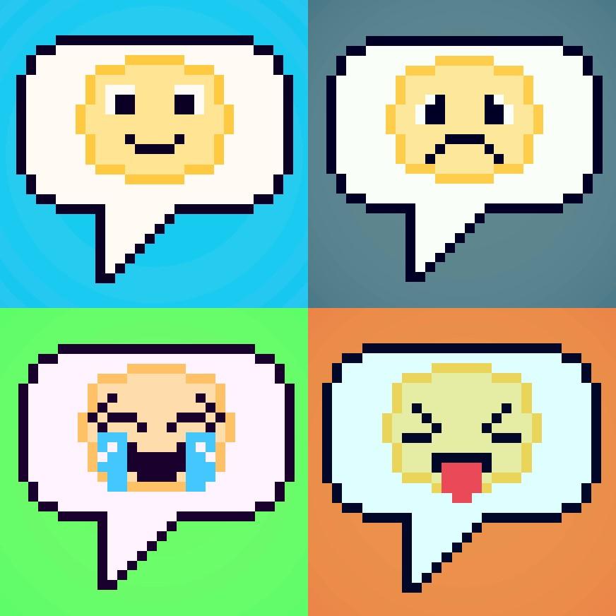 Emoji Pixel's
