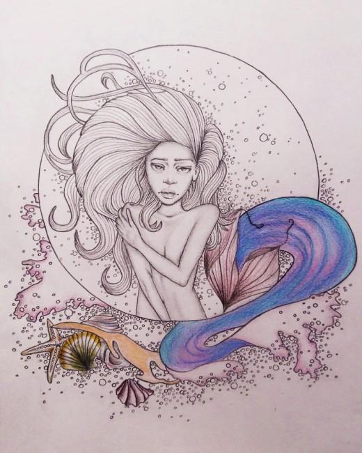 """""""Little Mermaid"""""""