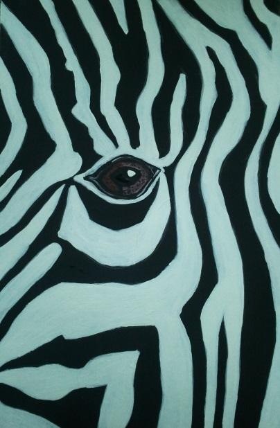 Zebra sight